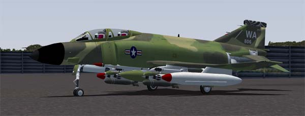 alphasim phantom fsx